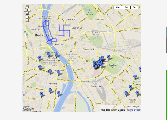 Széttrollkodják a 444 térképét