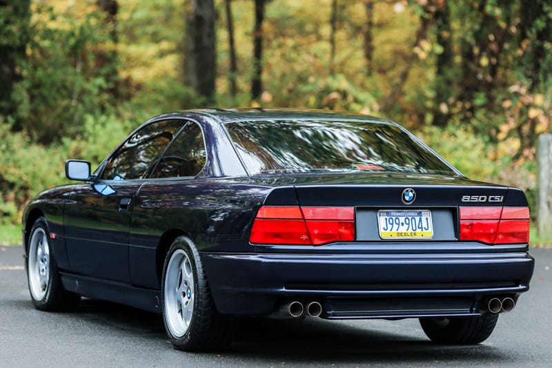 NP Or CP? 1994 BMW 850csi for $59,950.00