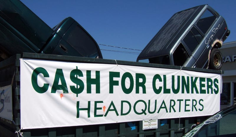 It Must Be Tough To Defend Cash For Clunkers For A Living