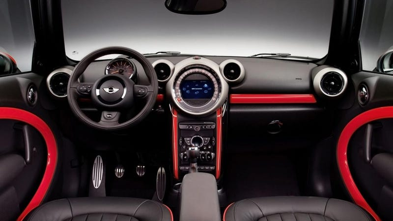Mini Countryman JCW Gallery