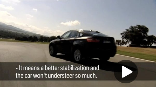 BMW X6 M Teased In Sneak Preview Video