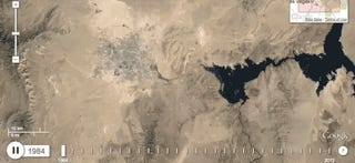 Time-lapse satellite images show how Earth has changed over 28 years