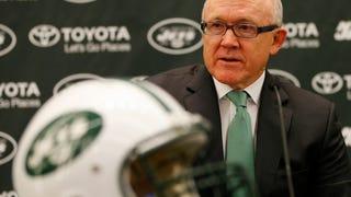 Jets owner Woody Jo