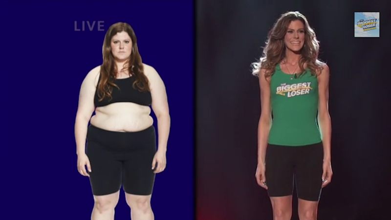 Winner of The Biggest Loser Spent Entire Days on Her Treadmill