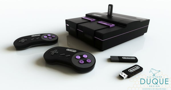 Redesigning The Super Nintendo For The 21st Century