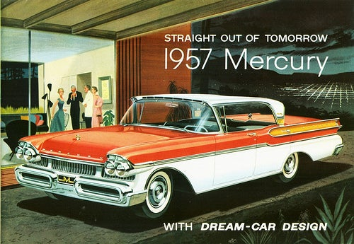 Ten Cars That Killed Mercury