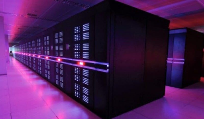 China Has the World's Fastest Supercomputer (And It's 2x Fast as Ours)