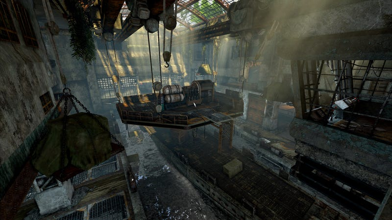 Uncharted 2's DLC Screens Look Strangely Familiar