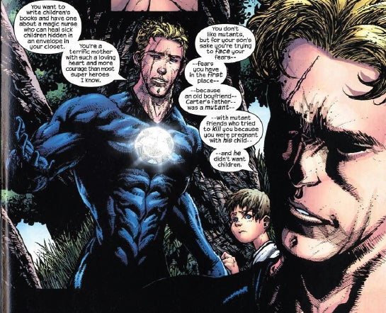 10 Insanely Awkward Superhero Romantic Subplots