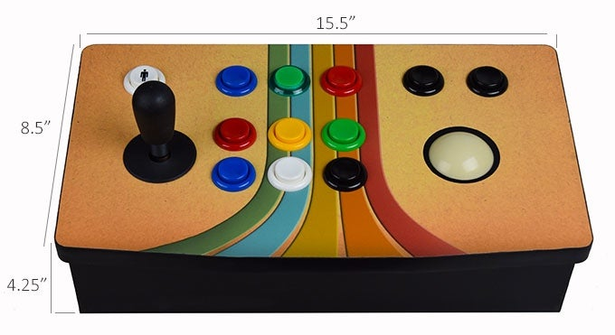 Dream Arcades Wants To Build A Very Fancy Emulator Console