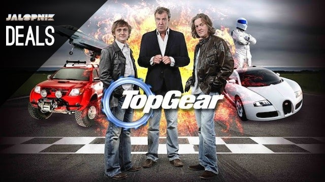 Deals: Top Gear UK, Yakima Racks and Carriers, Worx AeroCart