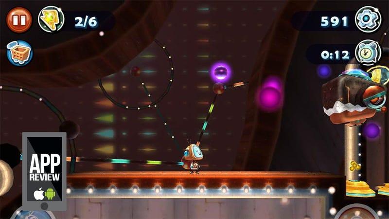 Mobile Gaming's Platforming Hero Returns — One Part Mario, One Part Sonic