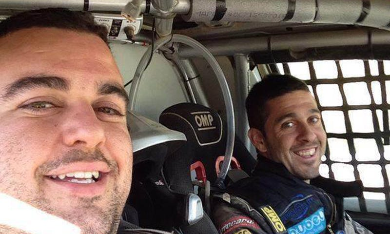 Wheelchair-Bound Ex-Motorcycle Racer Just Did His First Off-Road Rally