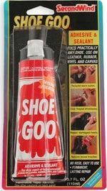 Shoe Goo You, Lou!