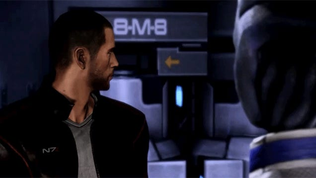The Goofiest Moments Mass Effect, Now In Motion