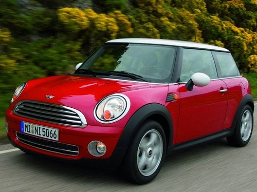 MINI Cooper Cracks the Gaywheels Top 10 List