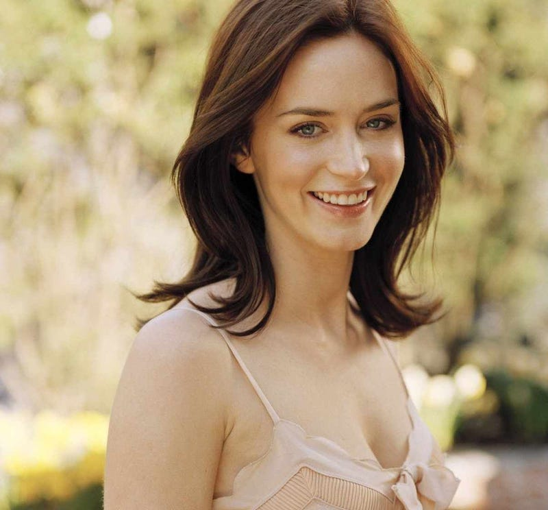 Where does Emily Blunt belong in the comic universe?