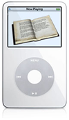 Make eBooks for your iPod