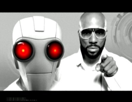 Captain Jack vs. Common's Robot: Music Video Throwdown!
