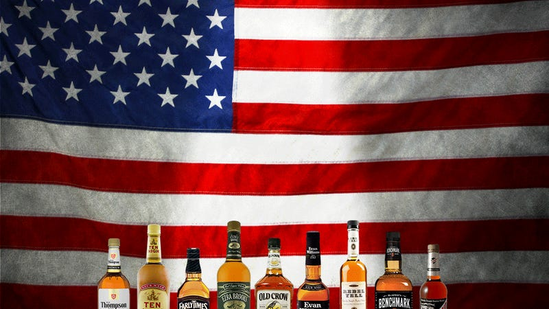 Cheap Bourbons, Ranked