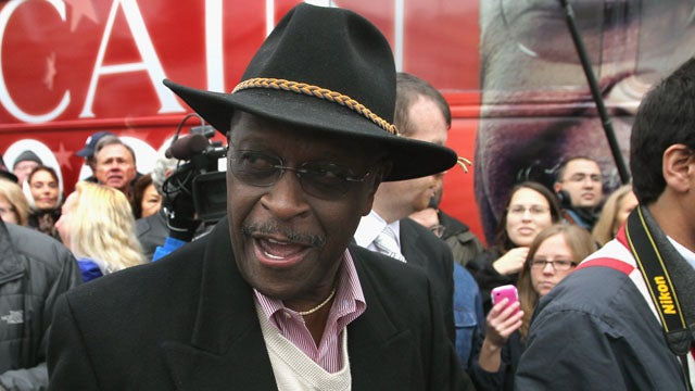 Not Even Herman Cain's Millions Can Save Him Now