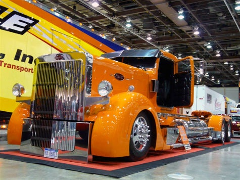 """Rock Bottom"" Is Biggest Hot Rod At Autorama"