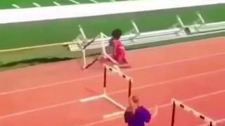 A Bad Track Lady