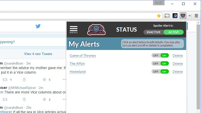 This Chrome Extension Blocks Spoilers Before They Ruin Your Day