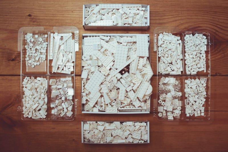 Unleash Your Inner Frank Lloyd Wright With Lego