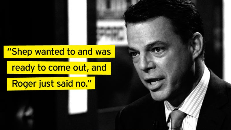 How Fox News Shoved Shepard Smith Back Into The Closet