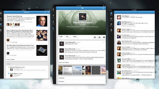 Twitter Adds New Profile Pages, Overhauls Its iPad Interface, and More