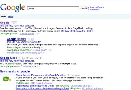 "Google Explains the Site-Wide Mistake: ""Human Error"""