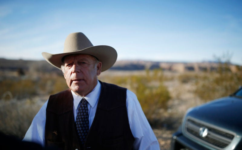 Judge Detains Cliven Bundy