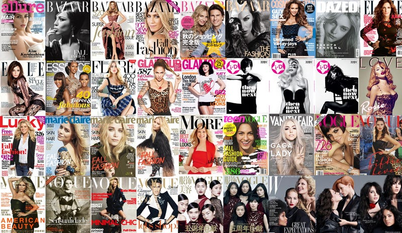 See All The September Covers, By The Numbers