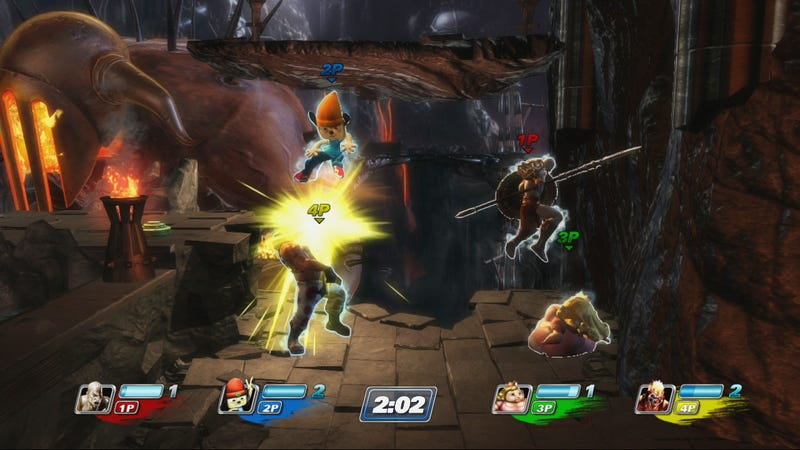 Sony Confirms New PS3 Fighting Game, Complete With Stupid Name [UPDATE]