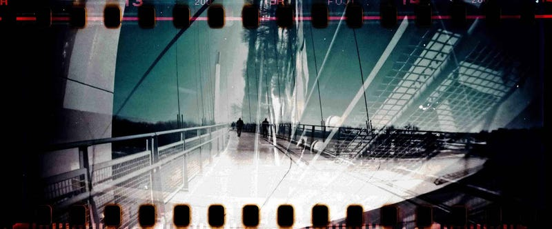 69 Daring Double Exposures