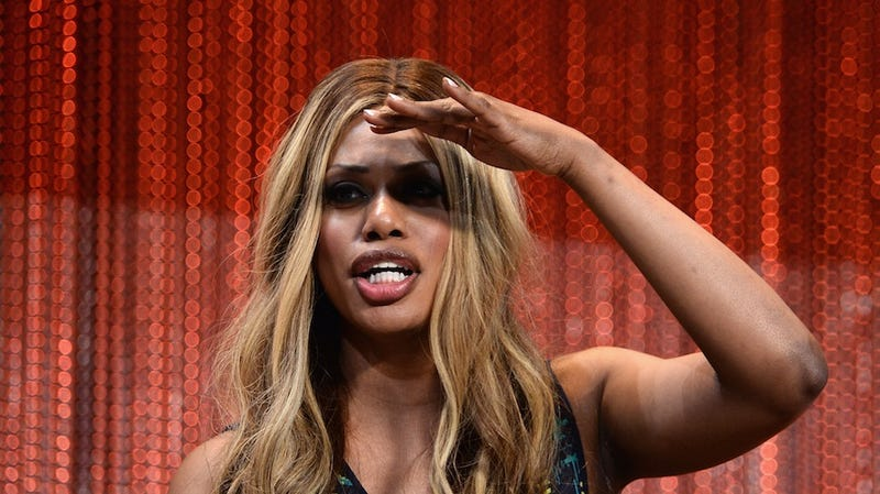 How Laverne Cox Refused to Let P. Diddy Exploit Her