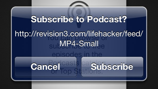 Google+ Events, iOS Podcasts, and Facebook Photos