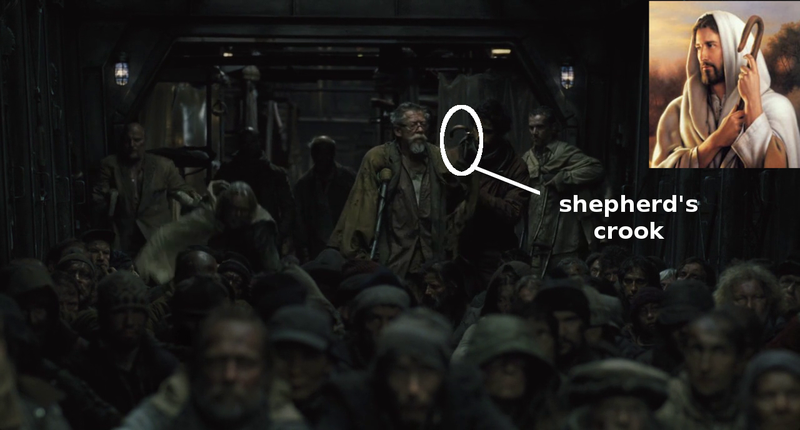 Two Ways of Looking at Snowpiercer