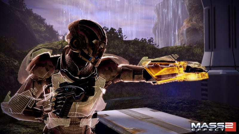 The Sentinel: Mass Effect 2's Swiss Army Class