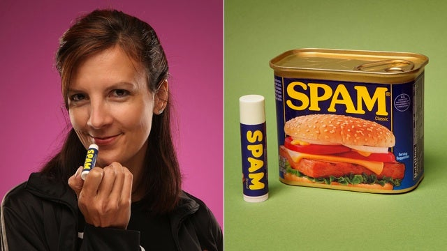 SPAM Lip Glaze Is Exactly What You Imagine It Is