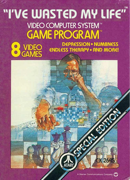 Forcing Old Atari Game Boxes to Tell the Truth