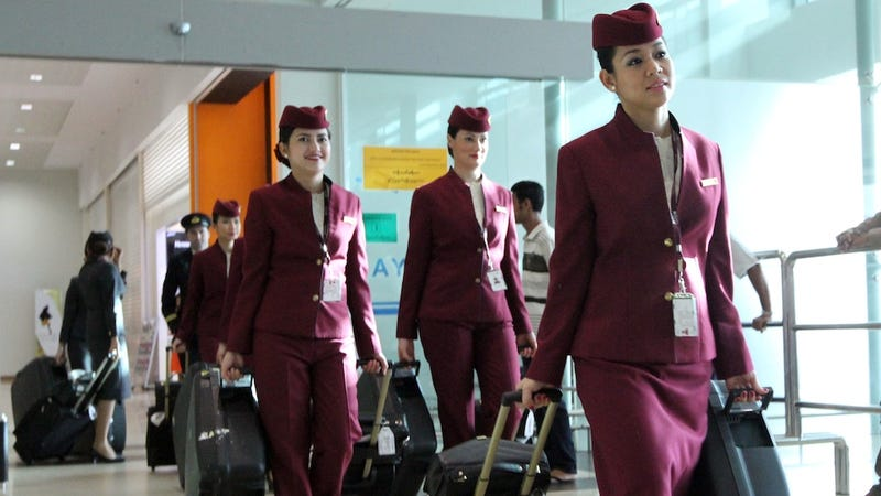 Looking for Some Sexual Harassment? Try Being a Flight Attendant