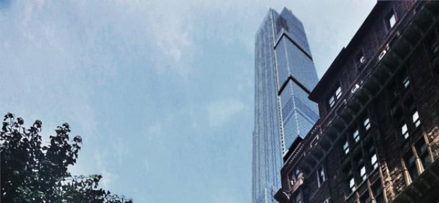 NYC Is Getting the Tallest Residential Building On Earth