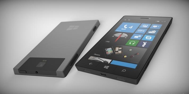 Por qué Microsoft no lanzará un Surface Phone