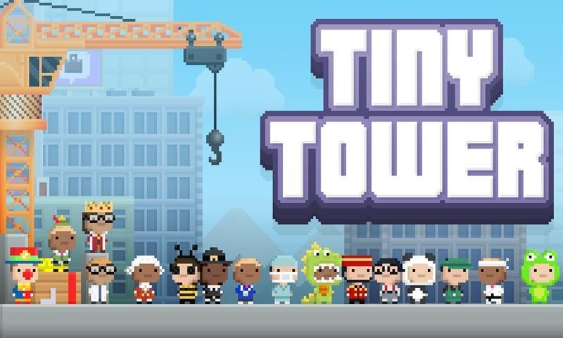 Photoshop Touch, Tiny Tower, Snappy Dragons and More