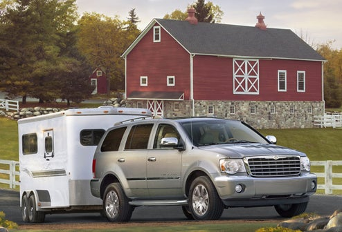 2009 Chrysler Aspen And Dodge Durango Hybrids Begin Production