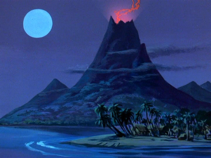 Scooby Doo Backgrounds Sans Characters Are Simply Stunning To Look At