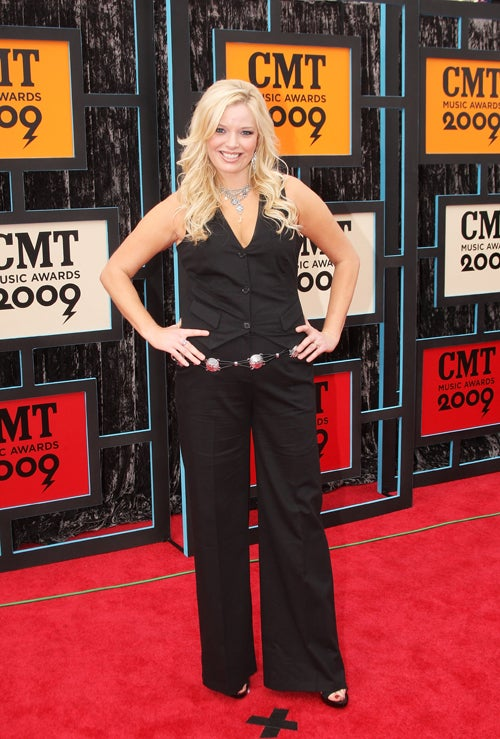 A Little Bit Country, A Lot Of No-Pants, At CMT Music Awards