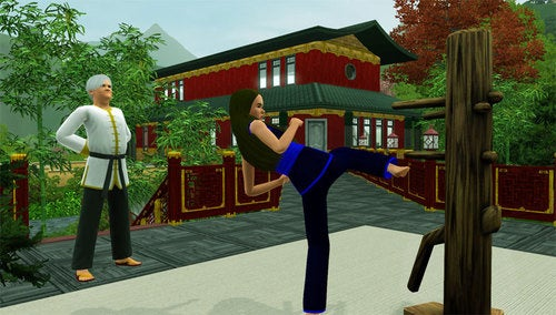 The Sims 3: World Adventures Review: A Form Of Manifest Destiny